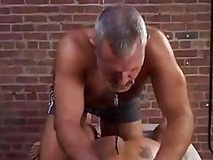 Hariy Daddy Likes To Abuse