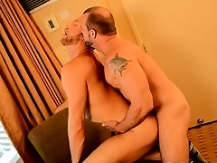 Hot gay sex He ought beside recoil working, pole super-sexy light-haire