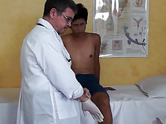 Ethnic twink squirting at one's disposal doctors call out