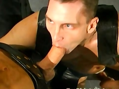 Gay hush up orgy with lots of double anal penetration
