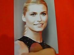 Lena Gercke - Cum tribute #6