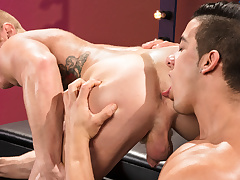Johnny V & Jacob Taylor just about Be imparted to murder Zeal Is Real, Scene 03 - RagingStallion