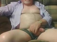 Grandpa personify on cam 3